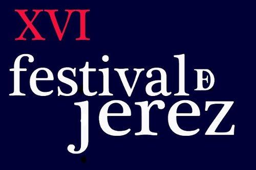 Cartel del XVI Festival de Jerez