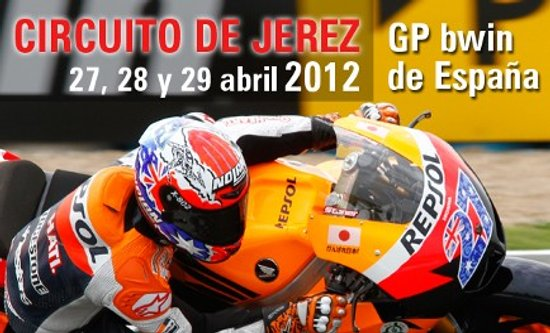 Circuito de Jerez GP de España de motociclismo