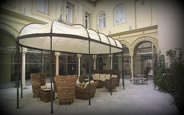 Hotel Palacio Garvey, lujo y exclusividad