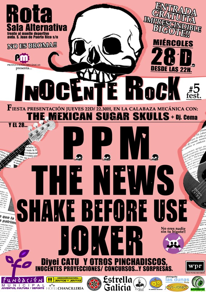 Inocente Rock 2011