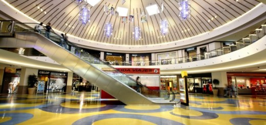 Centro comercial y de Ocio Área sur