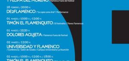 Flamencooff, la trastienda del Festival de Jerez