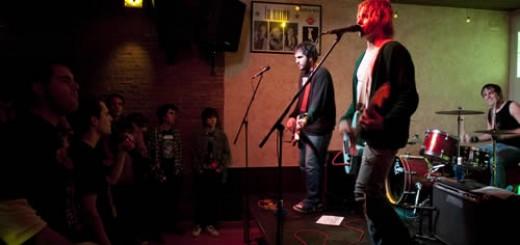 The Buzz Lovers en concierto
