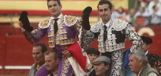El Fandi y Manzanares torearan en Jerez en Mayo