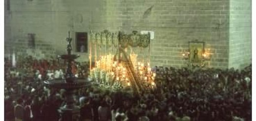 Cartel de la Semana Santa 2012 de Jerez