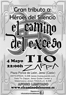 Tributo a Héroes