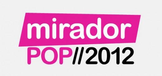 Mirador Pop 2012