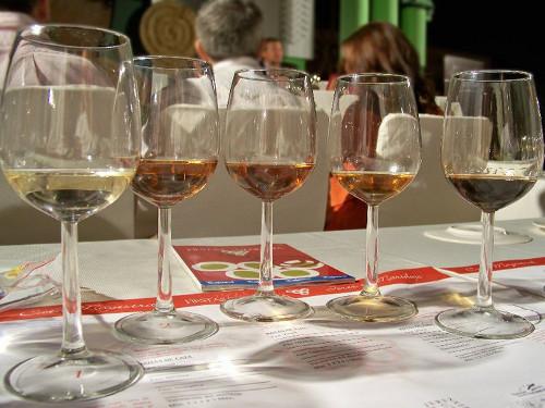 Catas Magistrales 2012 en el Alcázar de Jerez