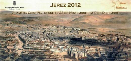 Feria del libro antiguo y de ocasión en Jerez de la Frontera