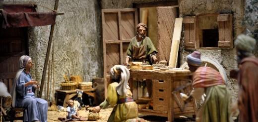 La tradición de los belenes y nacimientos se remonta al siglo XVII