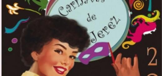 Cartel del Carnaval de Jerez 2013