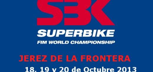 Gp de Superbikes en Jerez 2013