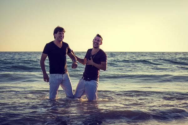 Andy y Lucas en concierto, el 23 de noviembre en Puerto Real