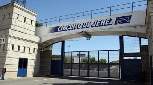 Entrada al Circuito de Jerez
