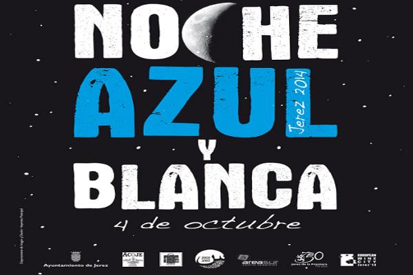Noche Azul y Blanca 2014
