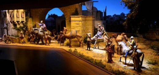 Museo del Belén, en Jerez de la Frontera