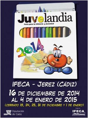 Juvelandia 2014 en IFECA Jerez
