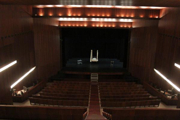 El Teatro Pedro Muñoz Seca, en El Puerto de Santa María