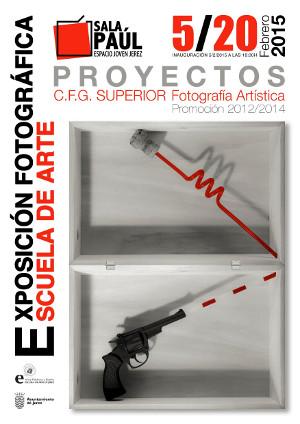 La Sala Paúl acoge una exposición de alumnos de la Escuela de Arte
