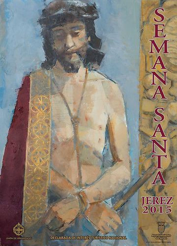 Cartel de la Semana Santa 2015 de Jerez