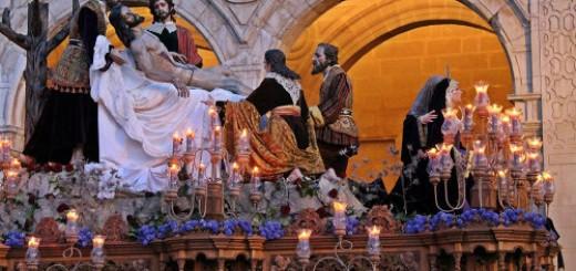 Misterio de la Sagrada Mortaja en Jerez