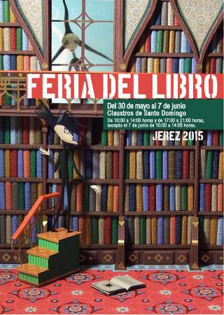 Jerez recupera la Feria del Libro en este año 2015