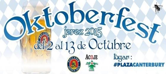 Oktoberfest 2015 en Plaza Canterbury
