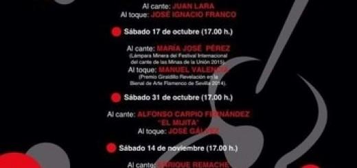 Flamenco en la Peña Buena Gente