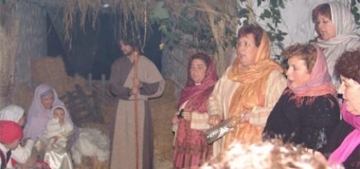 El Belén Viviente es una tradición en la provincia de Cádiz