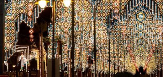La Feria es uno de los principales eventos de Jerez