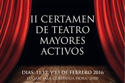 Los mayores, protagonistas de un ciclo de teatro en la Sala Compañía