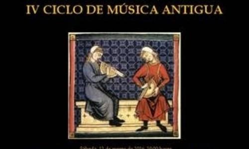 El cuarto Ciclo de Música Antigua volverá a celebrarse en los Claustros de Santo Domingo