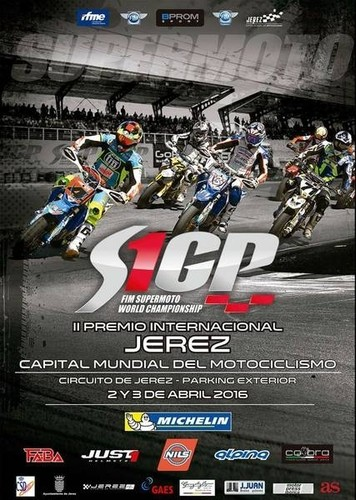Mundial de Supermoto 2016 en Jerez