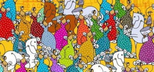 Cartel de la Feria del Caballo 2016