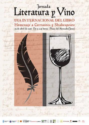 Jornada de Literatura y Vino en la Plaza del Mercado