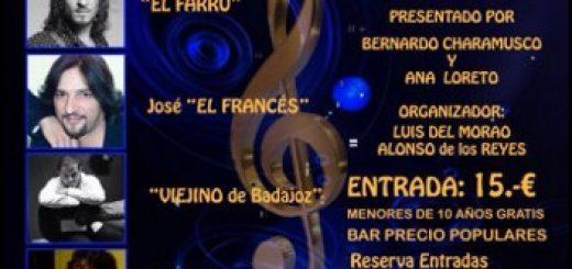 Vive una velada flamenca en el Club Nazaret el 11 de junio