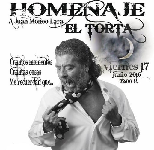 El 17 de junio, concierto homenaje al Torta en Jerez