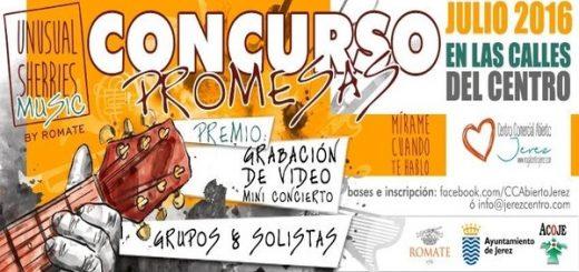 Romate y ACOJE organizan un concurso de jóvenes promesas musicales