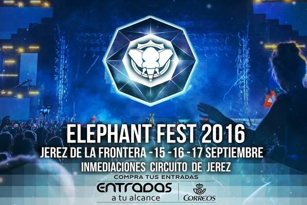 El Elephant Fest de 2016 se celebrará en Jerez