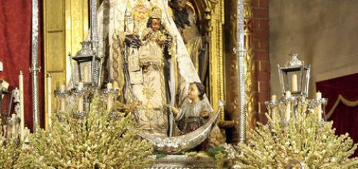 La Virgen de la Merced es la patrona de Jerez