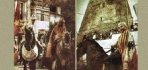 Setenil celebra sus fiestas de Moros y Cristianos