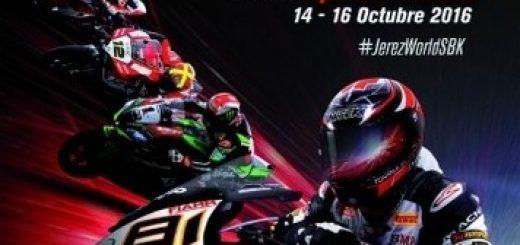Mundial de Superbikes 2016 en el Circuito de Jerez