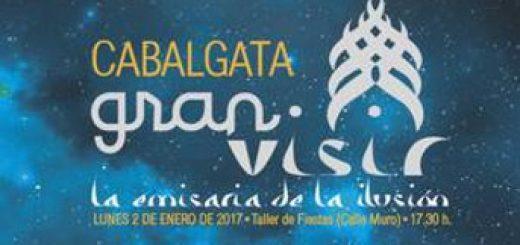 Cabalgata del Gran Visir 2017 en Jerez