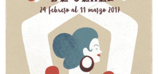 Cartel de la 21 edición del Festival de Jerez