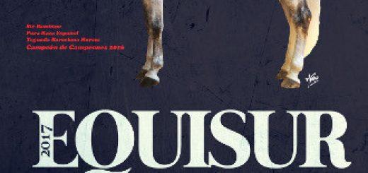 Cartel de Equisur 2017 en IFECA
