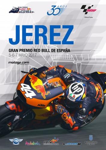 El GP de Jerez de 2017 se celebra el 5, 6 y 7 de mayo