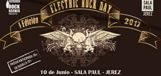 Electric Rock Day, festival en la Sala Paúl