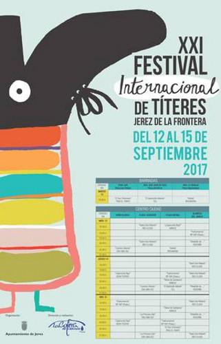 Festival Internacional de Títeres de 2017