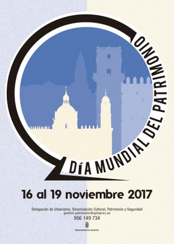 Programa del Día del Patrimonio 2017 en Jerez