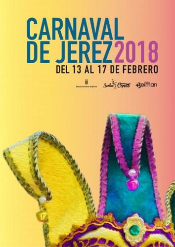 El Carnaval de Jerez 2018 comienza el 13 de febrero